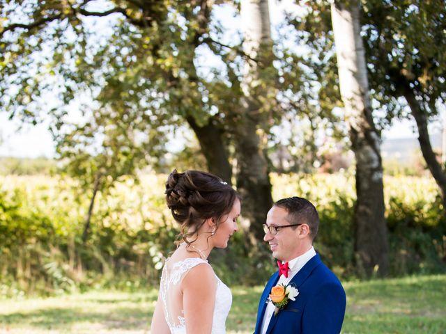 Le mariage de Xavier  et Noémie  à Saint-Paul-Trois-Châteaux, Drôme 1