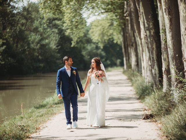 Le mariage de Adrien et Marlène à Caraman, Haute-Garonne 61