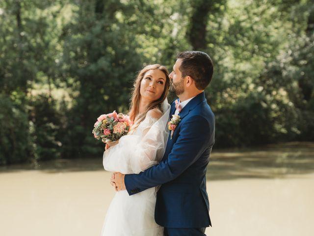 Le mariage de Adrien et Marlène à Caraman, Haute-Garonne 63
