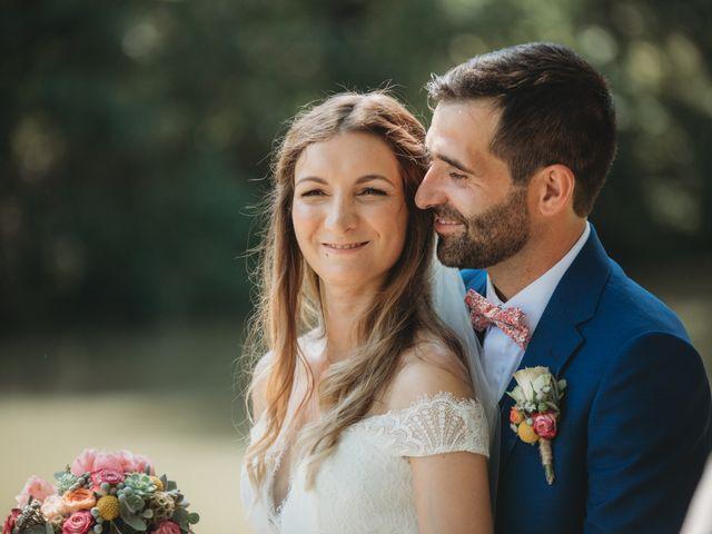 Le mariage de Adrien et Marlène à Caraman, Haute-Garonne 64