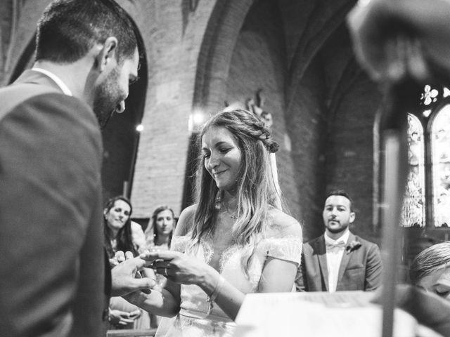 Le mariage de Adrien et Marlène à Caraman, Haute-Garonne 74