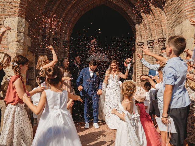 Le mariage de Adrien et Marlène à Caraman, Haute-Garonne 75