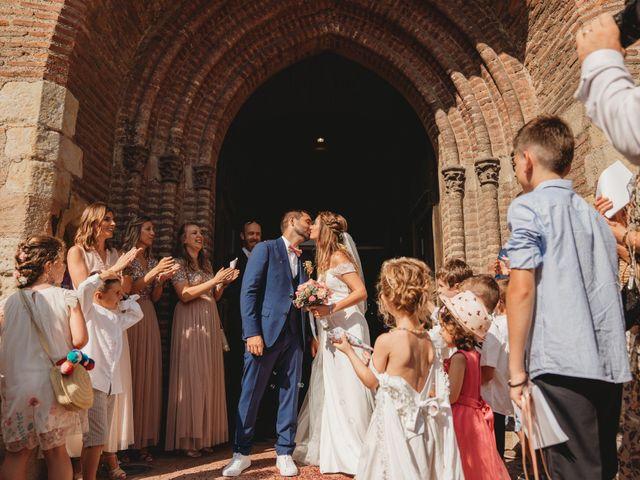 Le mariage de Adrien et Marlène à Caraman, Haute-Garonne 76