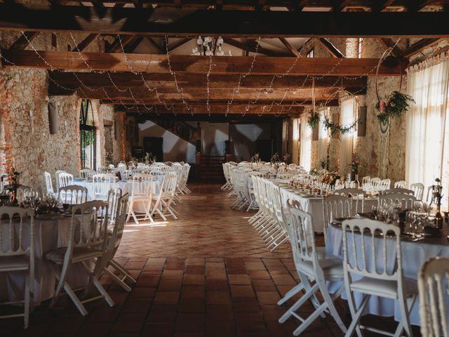 Le mariage de Adrien et Marlène à Caraman, Haute-Garonne 86