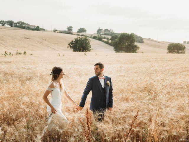 Le mariage de Adrien et Marlène à Caraman, Haute-Garonne 132