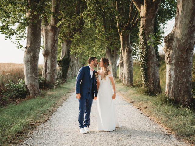 Le mariage de Adrien et Marlène à Caraman, Haute-Garonne 134