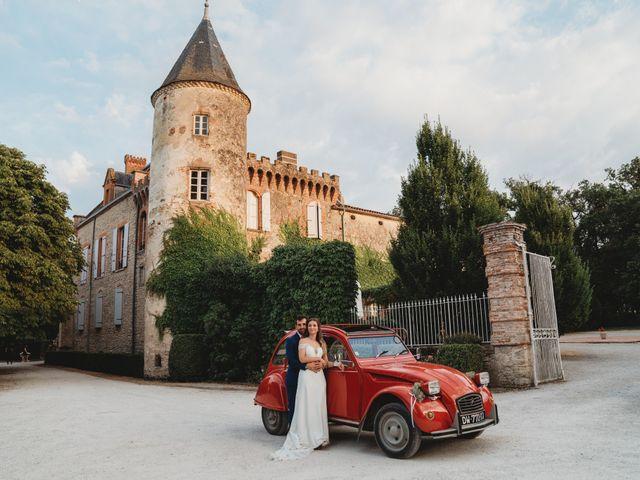 Le mariage de Adrien et Marlène à Caraman, Haute-Garonne 150