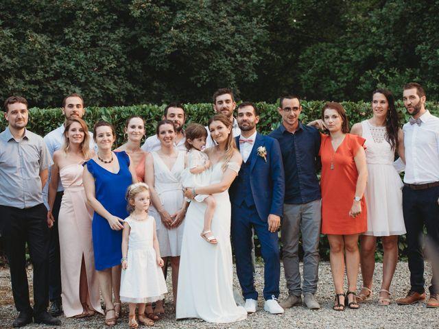 Le mariage de Adrien et Marlène à Caraman, Haute-Garonne 161