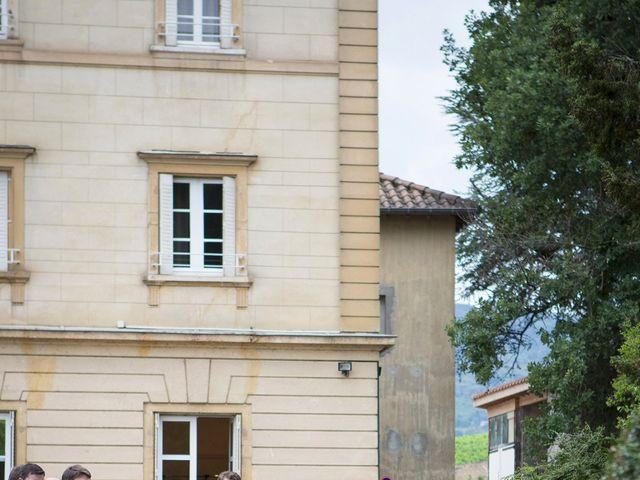 Le mariage de Adrien et Laure à Villié-Morgon, Rhône 69