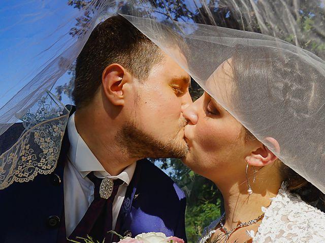 Le mariage de Clément et Axelle à Landeronde, Vendée 33