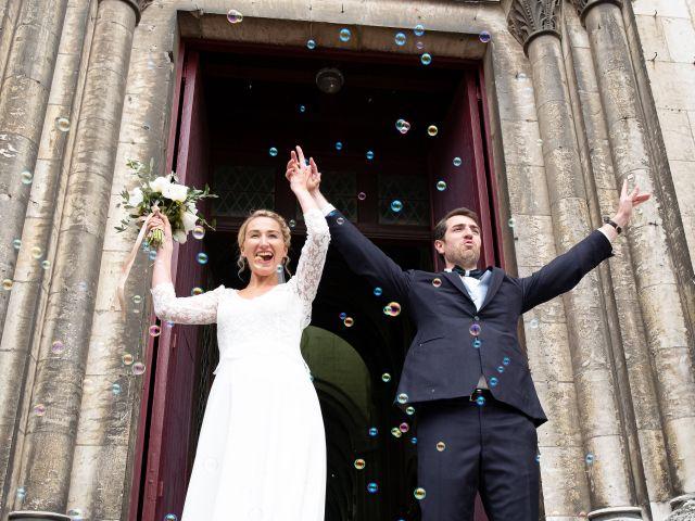 Le mariage de Henri et Aude à Rouen, Seine-Maritime 11