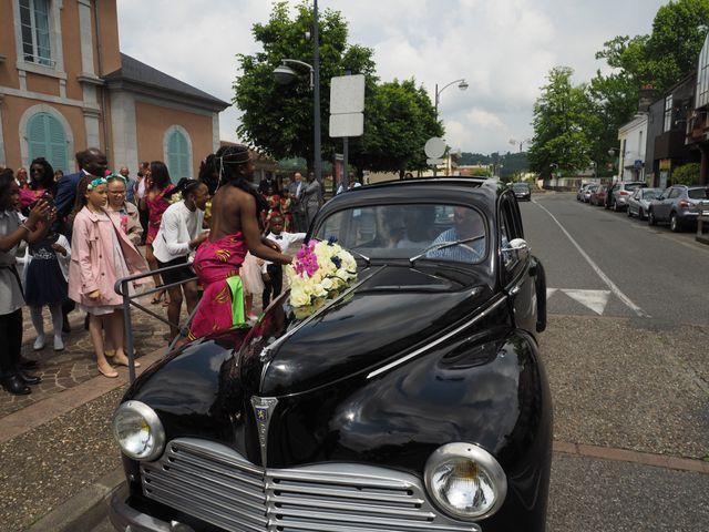 Le mariage de Yohan et Noémie à Séméac, Hautes-Pyrénées 7