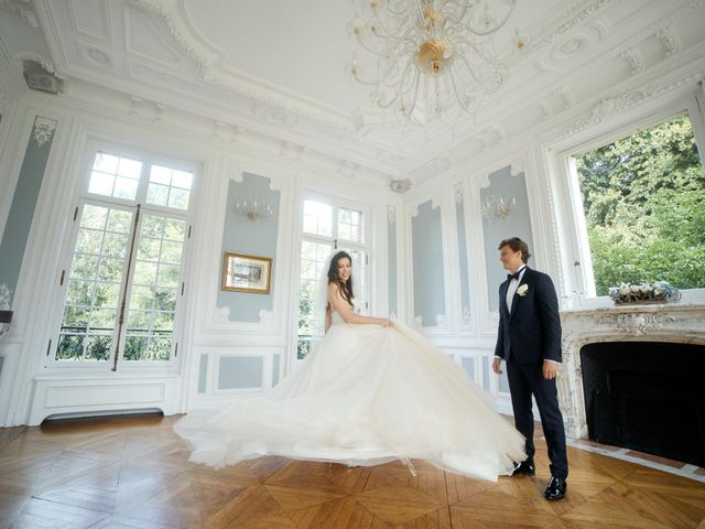 Le mariage de Alex et Julia à Rouen, Seine-Maritime 23