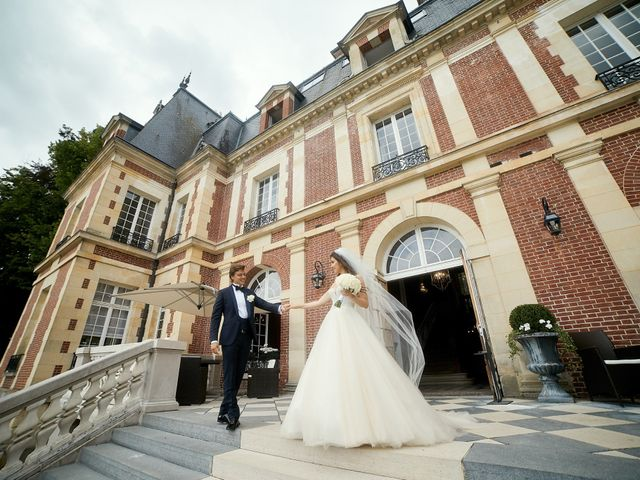 Le mariage de Alex et Julia à Rouen, Seine-Maritime 29