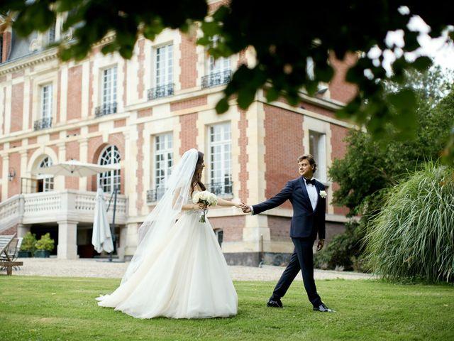 Le mariage de Alex et Julia à Rouen, Seine-Maritime 32