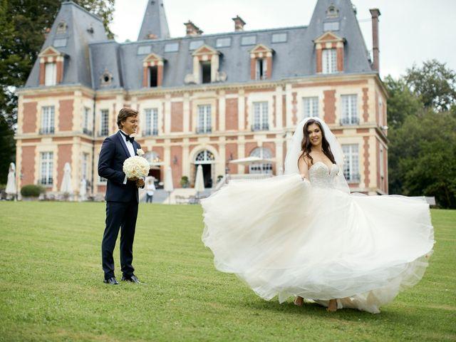 Le mariage de Alex et Julia à Rouen, Seine-Maritime 34