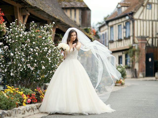 Le mariage de Alex et Julia à Rouen, Seine-Maritime 35