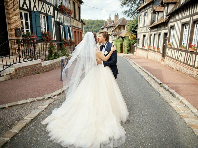 Le mariage de Alex et Julia à Rouen, Seine-Maritime 36
