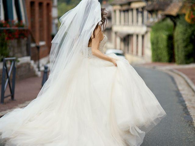 Le mariage de Alex et Julia à Rouen, Seine-Maritime 37
