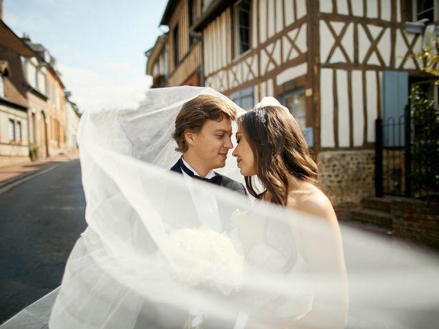 Le mariage de Alex et Julia à Rouen, Seine-Maritime 38