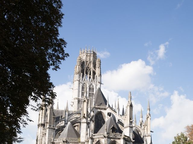 Le mariage de Pierre et Ophélie à Rouen, Seine-Maritime 3