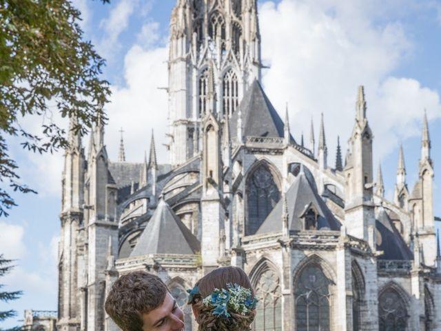 Le mariage de Pierre et Ophélie à Rouen, Seine-Maritime 4