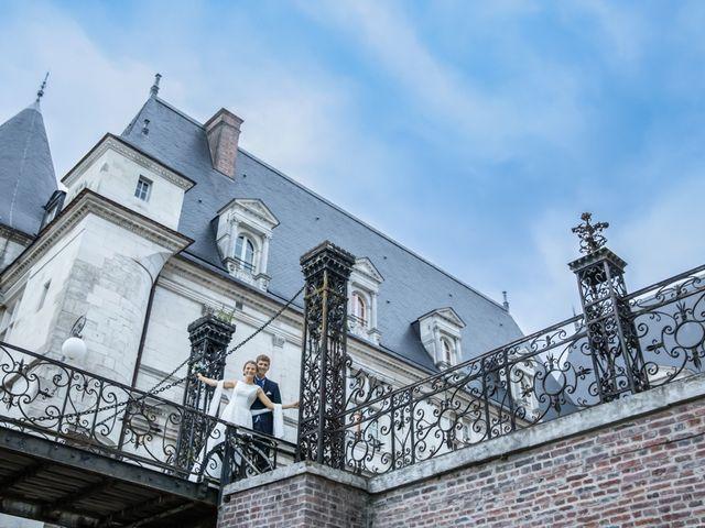 Le mariage de Pierre et Ophélie à Rouen, Seine-Maritime 9