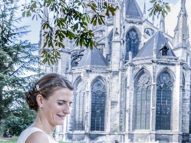 Le mariage de Pierre et Ophélie à Rouen, Seine-Maritime 15
