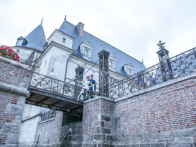Le mariage de Pierre et Ophélie à Rouen, Seine-Maritime 25