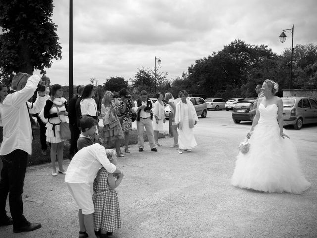 Le mariage de Jean-Noël et Morganne à Noyant-de-Touraine, Indre-et-Loire 18
