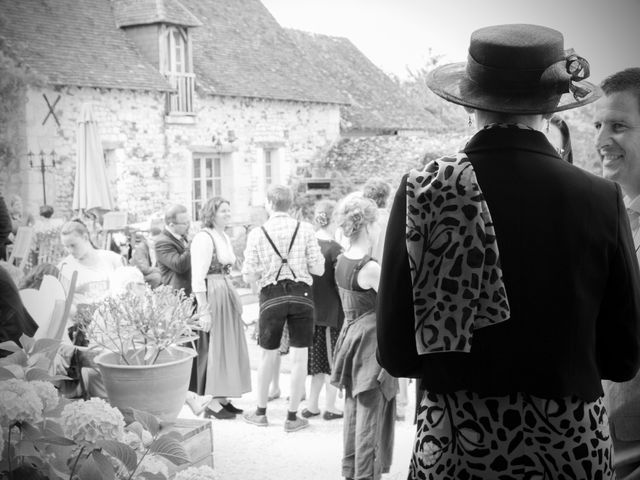 Le mariage de Jean-Noël et Morganne à Noyant-de-Touraine, Indre-et-Loire 24