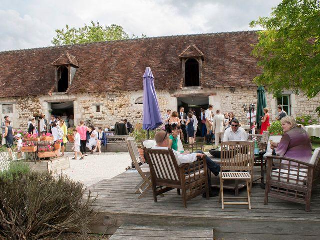 Le mariage de Jean-Noël et Morganne à Noyant-de-Touraine, Indre-et-Loire 25
