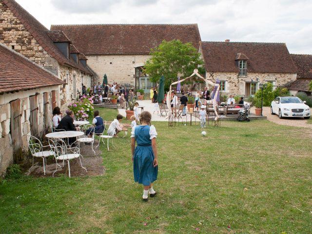 Le mariage de Jean-Noël et Morganne à Noyant-de-Touraine, Indre-et-Loire 26
