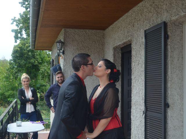Le mariage de Adrien et Maryse à Balbigny, Loire 8