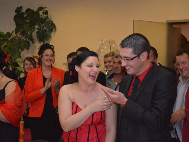 Le mariage de Adrien et Maryse à Balbigny, Loire 35