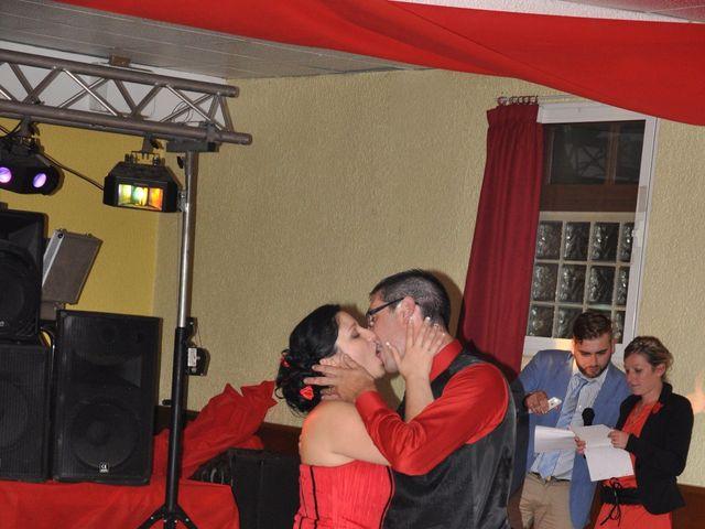 Le mariage de Adrien et Maryse à Balbigny, Loire 77