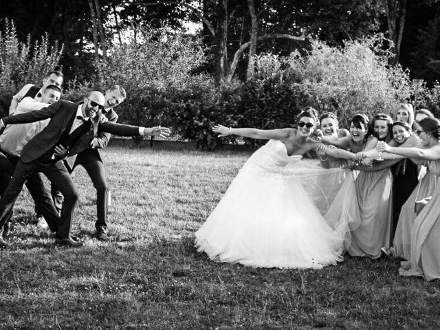 Le mariage de Benoit et Victoria à Rouilly-Saint-Loup, Aube 1