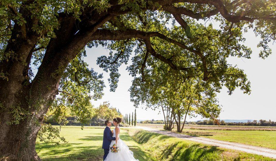 Le mariage de Xavier  et Noémie  à Saint-Paul-Trois-Châteaux, Drôme