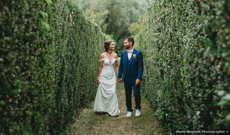 Le mariage de Adrien et Marlène à Caraman, Haute-Garonne