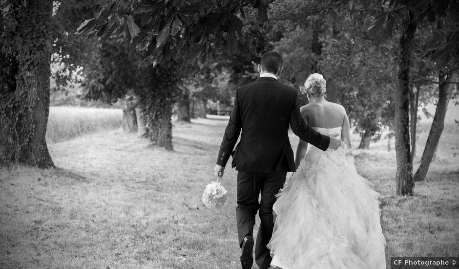 Le mariage de Jean-Noël et Morganne à Noyant-de-Touraine, Indre-et-Loire