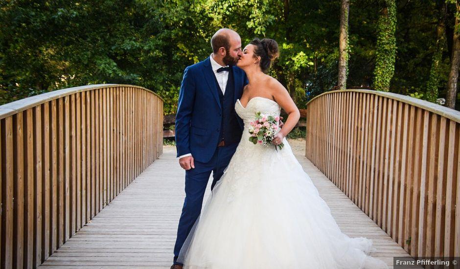 Le mariage de Benoit et Victoria à Rouilly-Saint-Loup, Aube