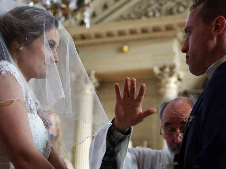 Le mariage de Marjorie et Cédric
