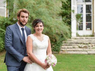 Le mariage de Lauralie et Maxime 1
