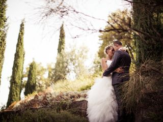Le mariage de Mélanie et Romain