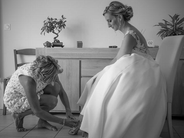 Le mariage de Christophe et Marine à Nandy, Seine-et-Marne 14