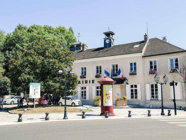 Le mariage de Christophe et Marine à Nandy, Seine-et-Marne 17