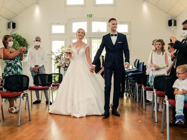 Le mariage de Christophe et Marine à Nandy, Seine-et-Marne 30