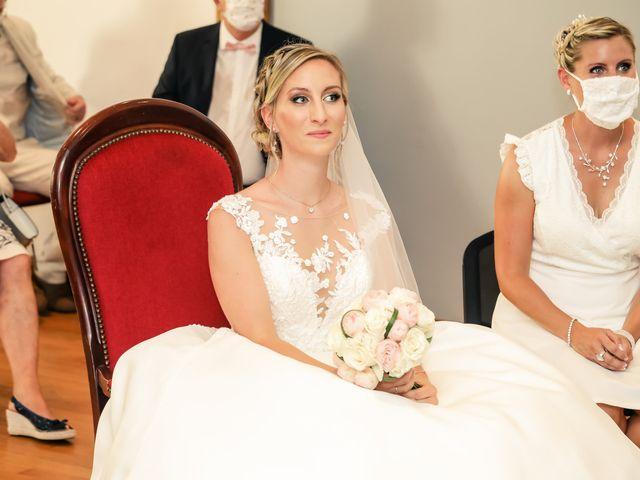 Le mariage de Christophe et Marine à Nandy, Seine-et-Marne 33