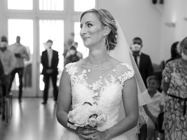 Le mariage de Christophe et Marine à Nandy, Seine-et-Marne 41
