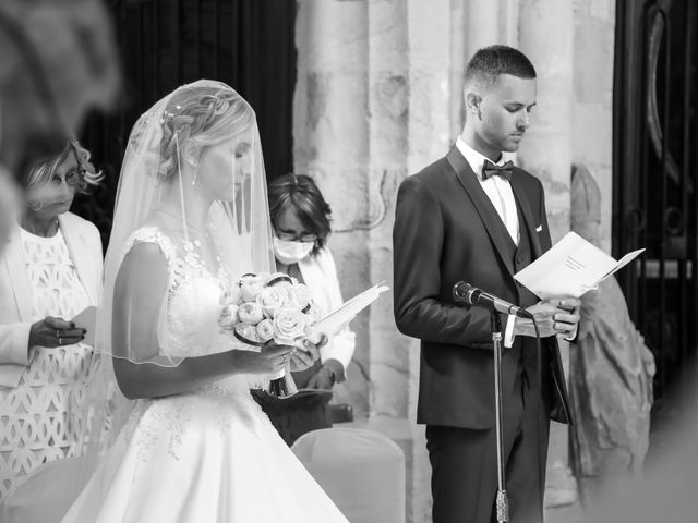 Le mariage de Christophe et Marine à Nandy, Seine-et-Marne 62